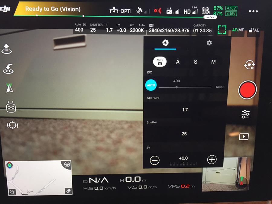 No Image Size Option In Go4 App 4 1 Dji Inspire Drone Forum